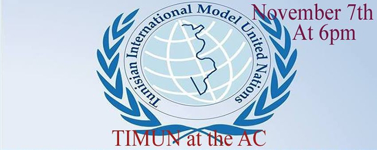 Model United Nations at the American Corner [en anglais]