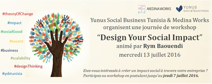 Design Your Social Impact Workshop