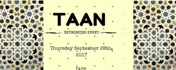 TAAN second networking event
