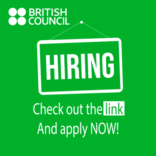 (Offre en anglais) The british council recrute un(e) « Customer Service Manager »