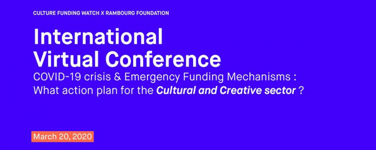 What action plan for the Cultural and Creative sector?