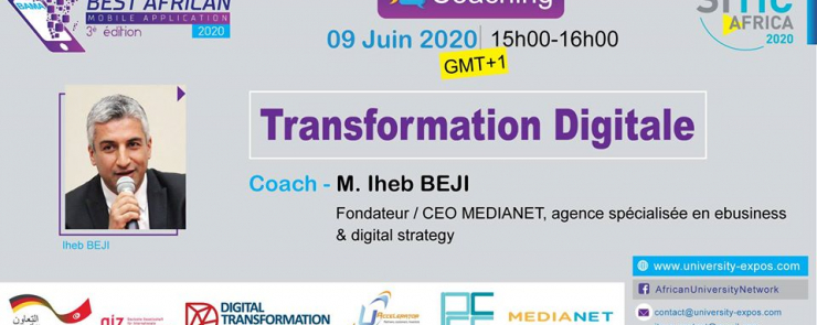 Coaching – La Transformation Digitale en Afrique
