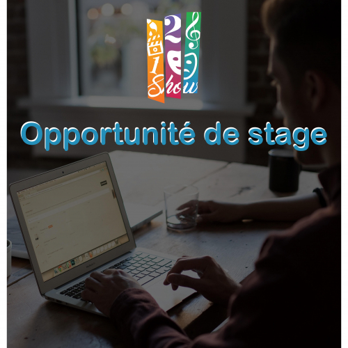 Offre de stage – L'association one two show