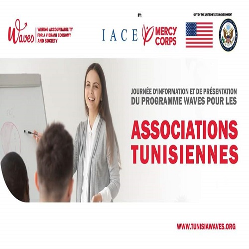 Programme de soutien aux associations – WAVES